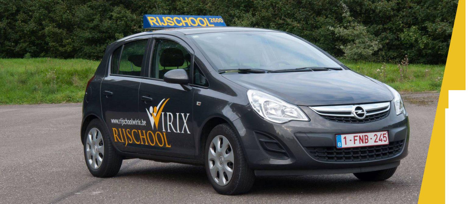 Rijschool Wirix Rijbewijs B